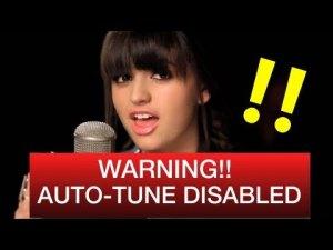 auto tune disabled