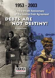 debts are not destiny