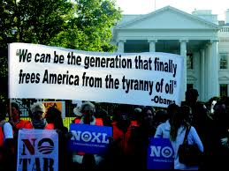 generation against oil