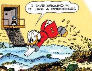 Scrooge-Porpoise