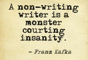 non writing writer