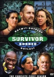 survivor borneo