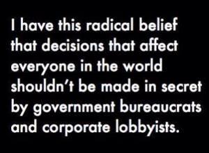 radical belief
