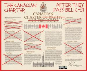 Canadian Charter After Bill C-51