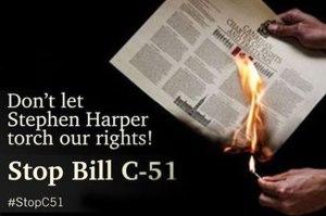 Stop Bill C-51
