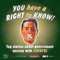 Harper secrecy