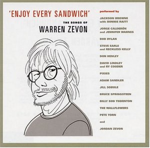 enjoy every sandwich LP