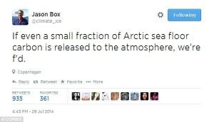 ocean carbon twitter