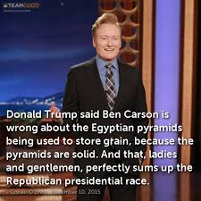 donald trump carson solid pyramids