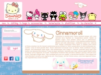hello kitty website