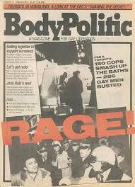 bathhouse raids rage