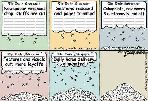 newspapers-dying