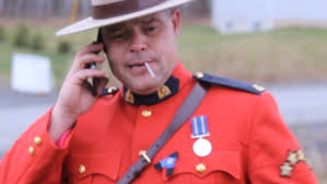 pot smoking mountie
