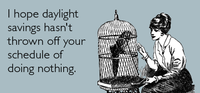 daylight saving pet