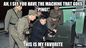 machine that goes ping