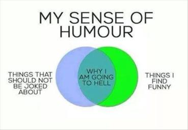 sense of humour