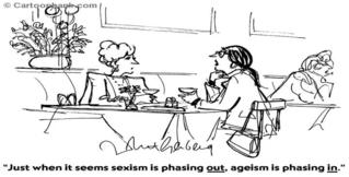 ageism after sexism