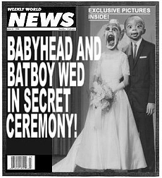 weekly world news batboy