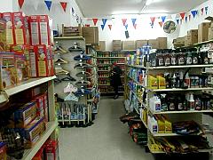 dollar store kitchen