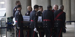 Rob Ford Funeral 20160328
