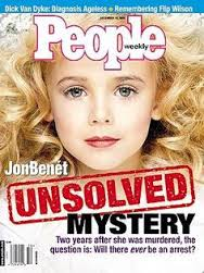 Jon Benet Ramsay People mag
