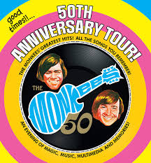 monkees 50th anniversary tour