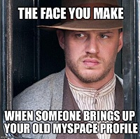 myspace and Tom