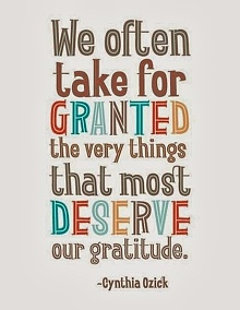 taking-for-granted