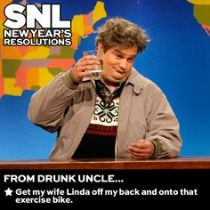 snl drunk uncle xmas