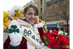st patricks day queen