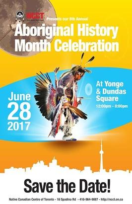 aboriginal celebration June 2017