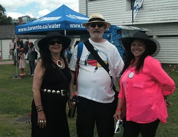 rox barbette david de poe Pow Wow June 2017