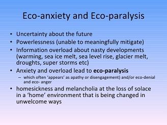 ecoanxiety