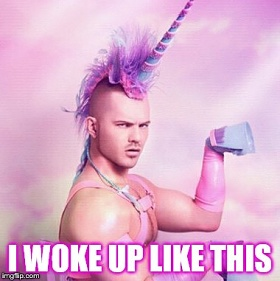 i woke up like this. jpg
