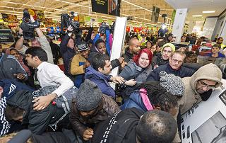 shopping nightmare