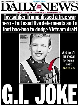 trump bone spurs