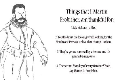 frobisher-thanksgiving