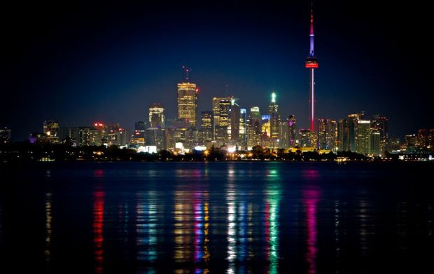 toronto-skyline-night
