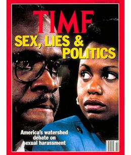 Anita Hill Clarence Thomas TIME