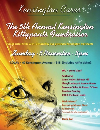 kittypants poster 2017