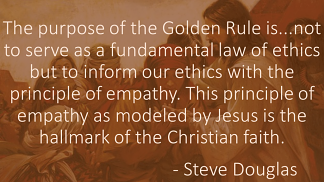 golden rule empathy