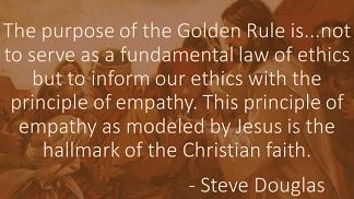 golden rule empathy