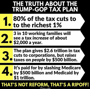 trump tax ripoff