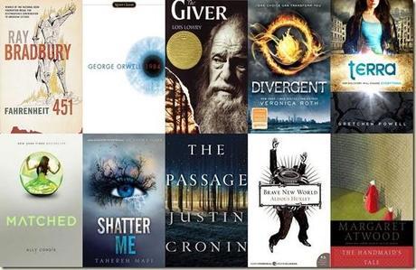 dystopian novels 2