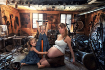 pregnant mama john-wilhelm