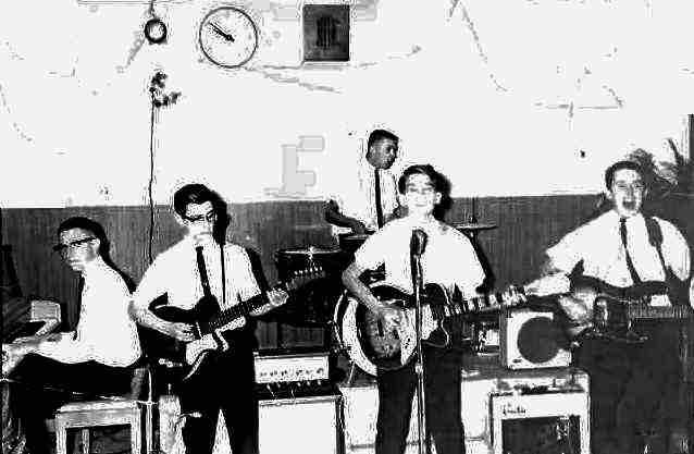 gutch band The Survivors
