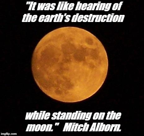 Mitch Alborn meme