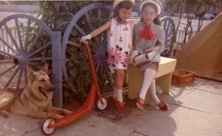 rox and jodi edmonton 1963 001