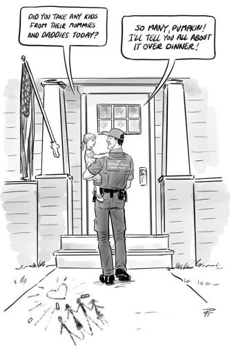 american gestapo