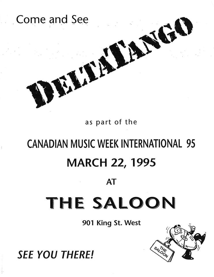 delta tango CMW 1995